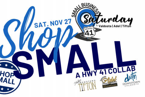 Small Business Saturday HWY 41 Collab