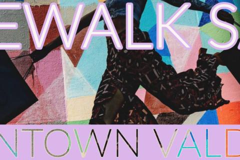 Sidewalk Sale in Downtown Valdosta